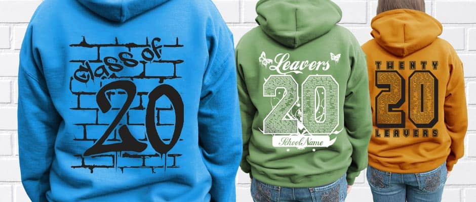 2020 Leavers Hoodies